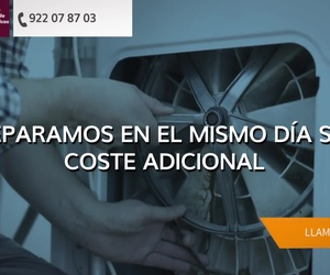 Reparacion de neveras en Tenerife - Servicio Reparación de Electrodomésticos Tenerife