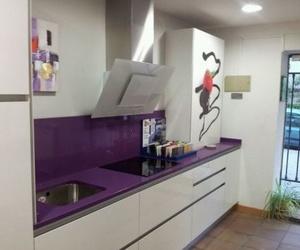 Cocinas modernas en el barrio de Hortaleza