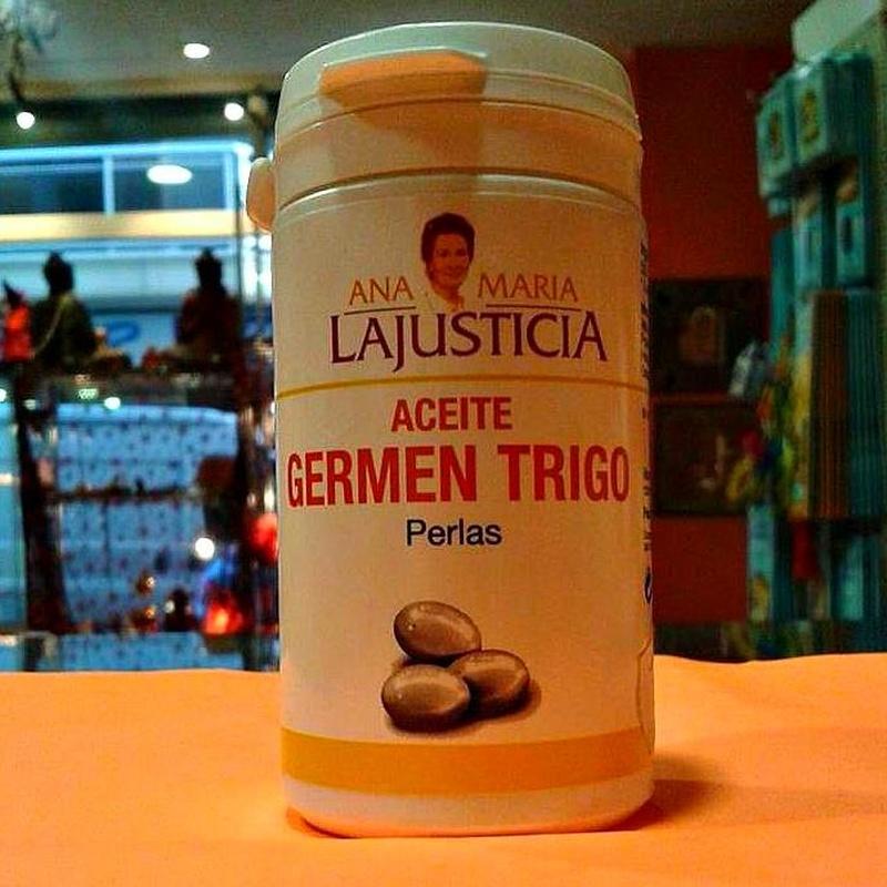 La injusticia Aceite Germen Trigo Perlas : Cursos y productos de Racó Esoteric Font de mi Salut