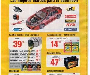 Las mejores marcas para tu automóvil