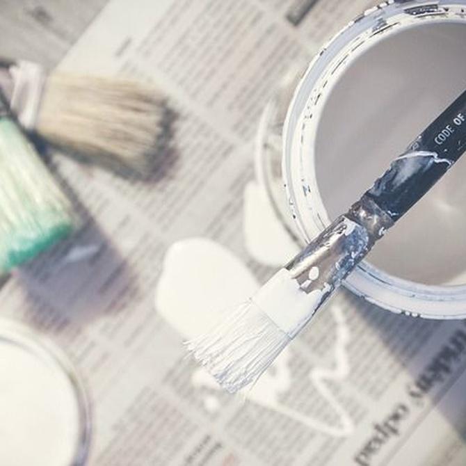 Tipos de pintura para cada pared