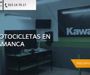 Taller de motos Kawasaki en Salamanca: On and Off Road