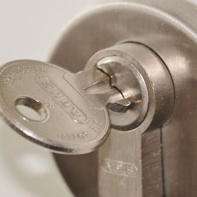 Tipos de amaestramientos de cerraduras