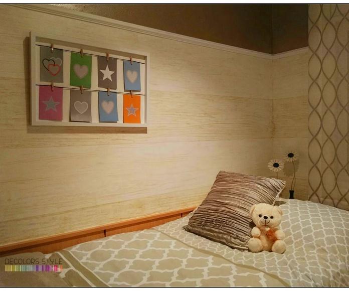 Diseño Habitación Juvenil
