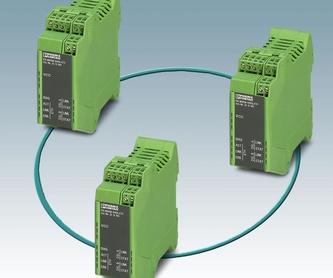 Comunicación remota industrial