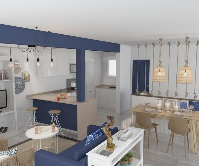 Verás la casa de tus sueños acabada antes de las obras: Servicios de AD7 Estudio