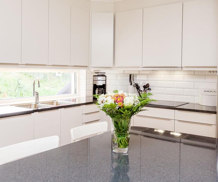 Reformas de cocinas: Servicios de Ferlosa