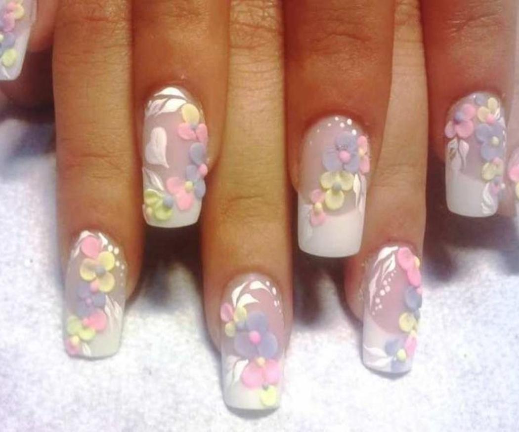 Las ventajas de las uñas de porcelana