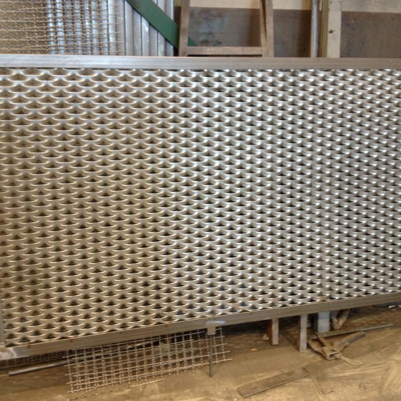 Vallas metálicas: Productos y servicios de Cerrajería Titulcia