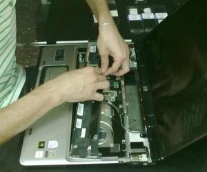 Reparación de ordenador portátil