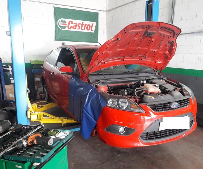 Distribuciones: Servicios de GT-R Motor