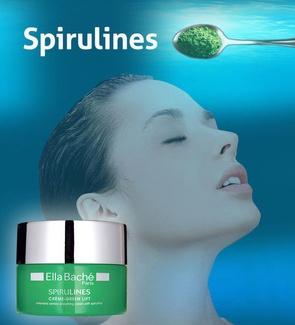 Spirulina Máxima, el alga de la belleza.