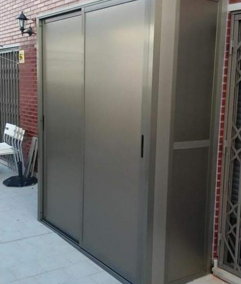Armarios: Catálogo de servicios de Aluminios Los Ángeles