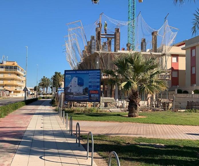 Próxima promoción playa de Xeraco: Apartamentos de Grupo Xeraco Habitat