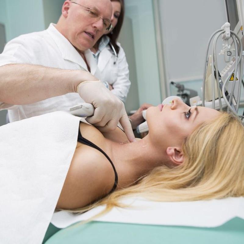 Tiroidectomía total: Patologías y Tratamientos de Dra. Gutiérrez Moreno