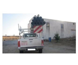 Limpieza de sondeos: Servicios de perforación de Sondeos Seymar
