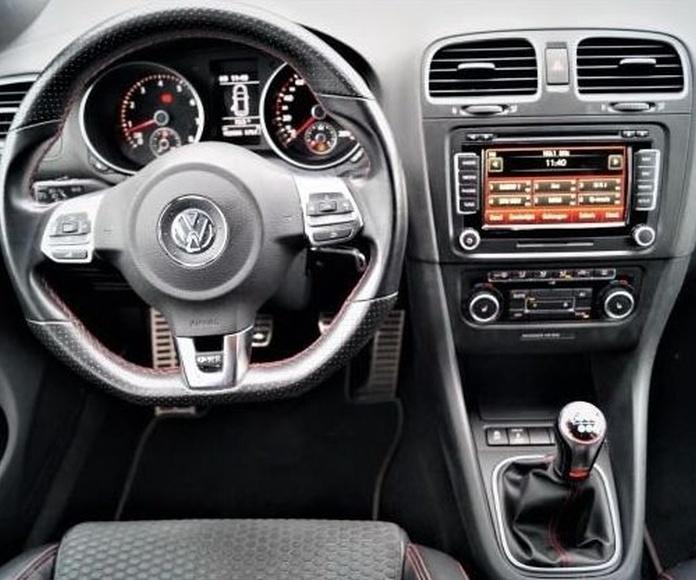 VOLKSWAGEN GOLF VI GTI 35 EDICION!! IMPRESIONANTE!!: Compra venta de coches de CODIGOCAR