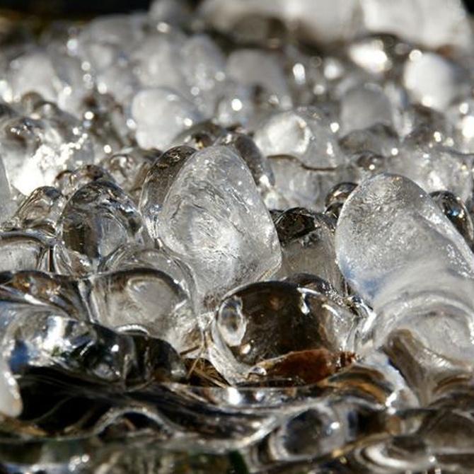 Curiosidades sobre el hielo