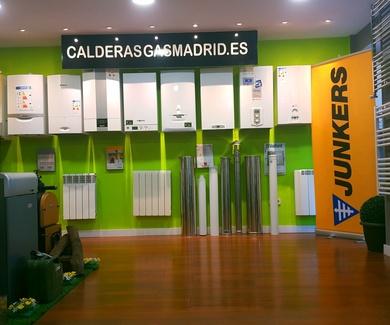 INSTALACION DE CALDERAS ALACALA DE HENARES