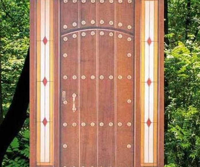 Diseños rústicos: Catálogo de Maderas Perafort