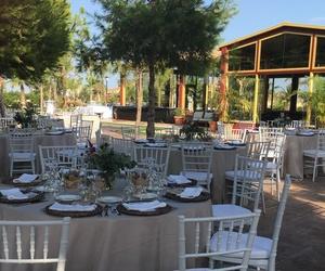 Catering para bodas en fincas en Alicante