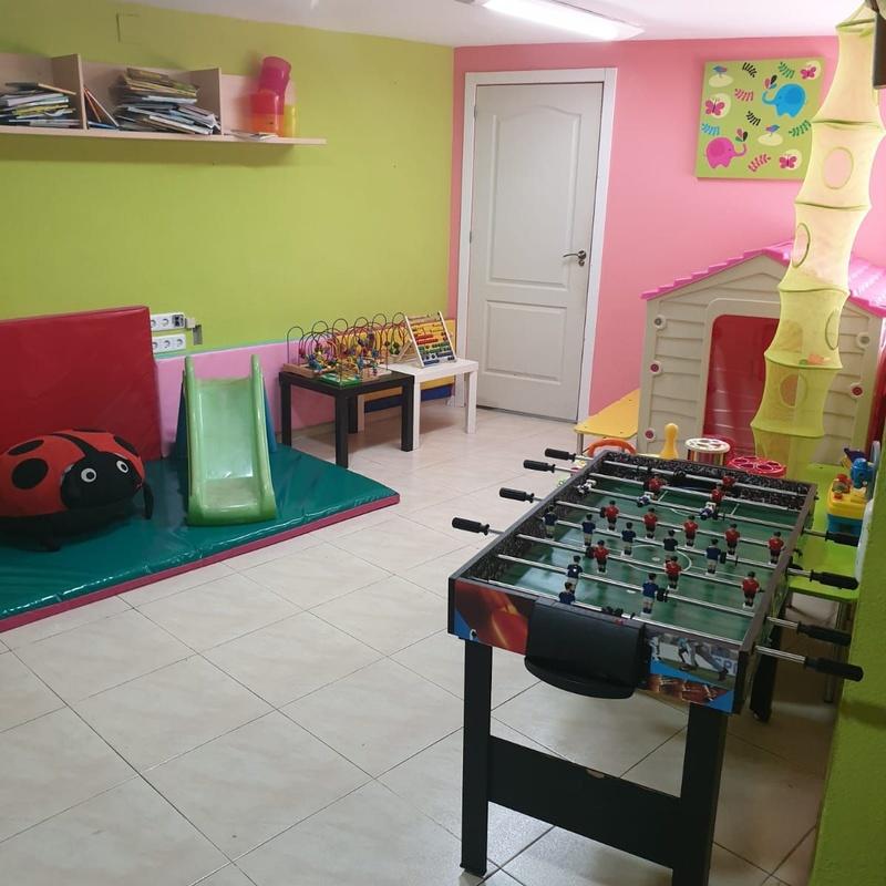Sala de Juguetes: Servicios y Actividades de Bufytos