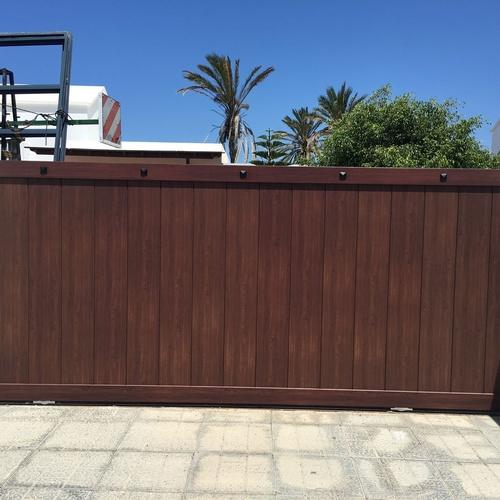 Puertas de aluminio en Lanzarote