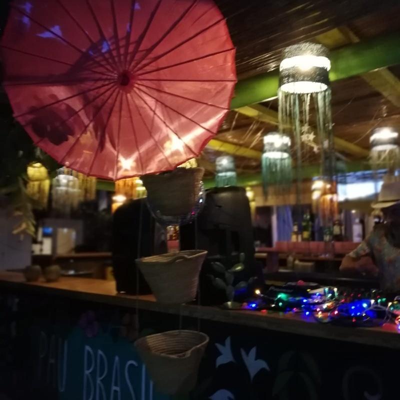 Postres y helados: Especialidades de Restaurante Pau Brasil