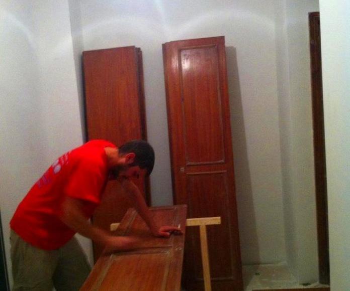 Calle sirio reforma: Trabajos realizados de REFORMAS, INSTALACIONES Y CONSTRUCCION ARAGON SLU
