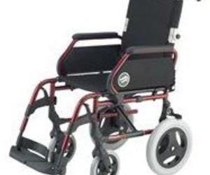 Silla de ruedas no autopropulsable