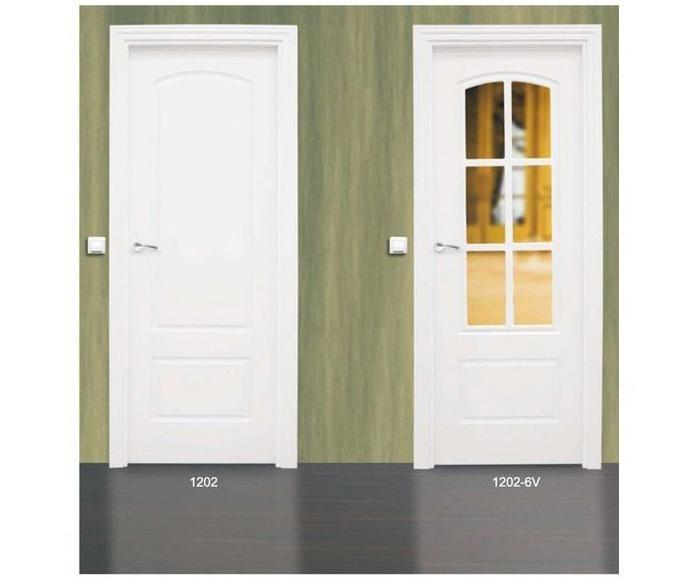 Modelo 1202 Puerta lacada de calidad estándar