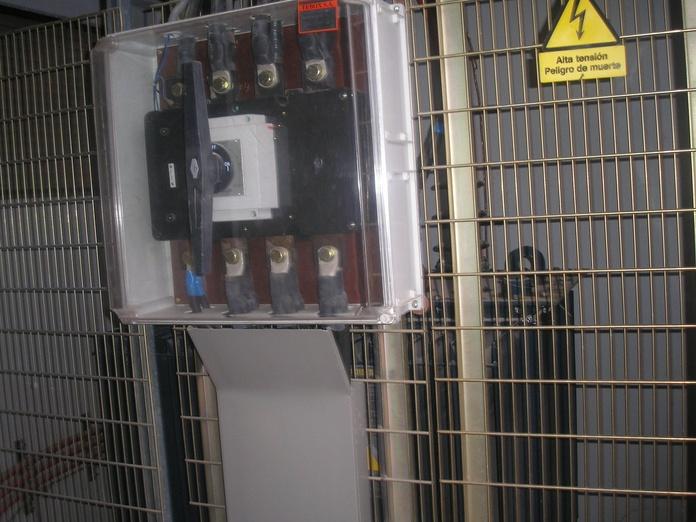Instalación y mantenimiento de transformadores: Servicios de Domani Electricidad