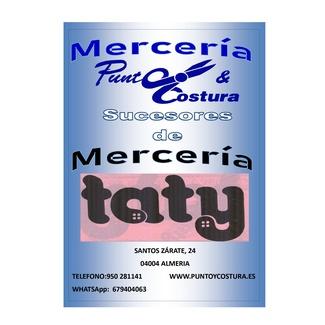 Mercería Punto & Costura sucesores de Mercería Taty