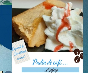 Servicio a domicilio: Nuestros platos de La Cantina Sixtina