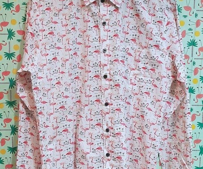 Camisa flamencos: Productos de Picnic Moda Urban y Pinpilinpauxa