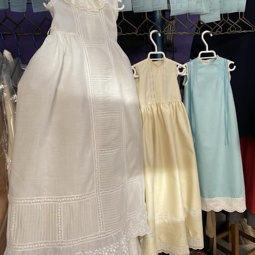 Limpieza trajes de comunión Tintorería Madrid