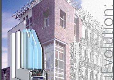 Ficha técnica de ventanas de pvc de 2 juntas SALAMANDER
