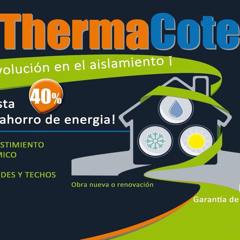 Thermacote: Servicios de Ecoatir