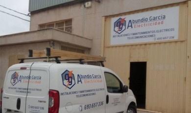 ABUNDIO GARCÍA ELECTRICIDAD