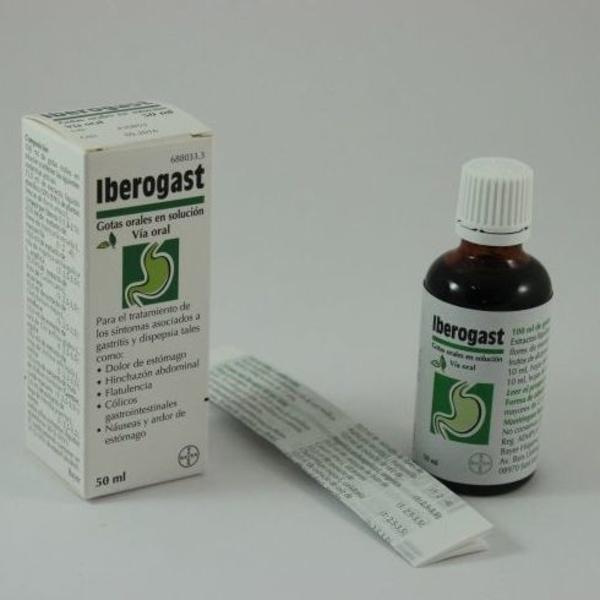 Iberogast gotas orales solución: Catálogo de Farmacia Las Cuevas-Mª Carmen Leyes