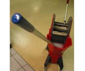 Limpieza de conserjería y porterías