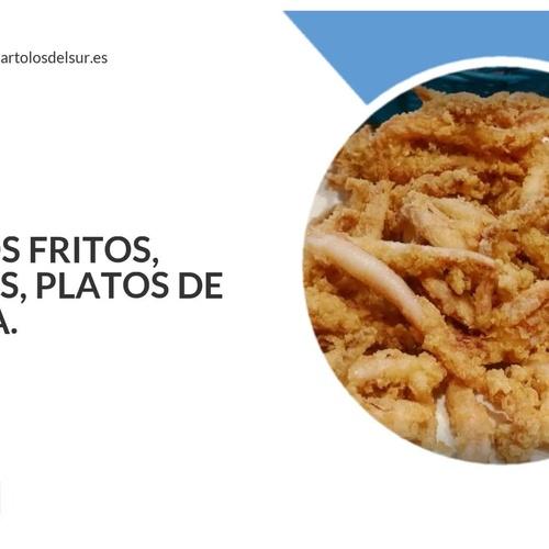 Restaurante de comida andaluza en Zaragoza | Los Bartolos del Sur