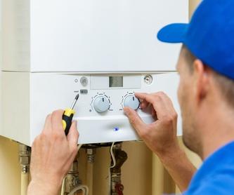 Contrato mantenimiento Gta. 3 años Caldera de gas: Servicios de Satmiñor