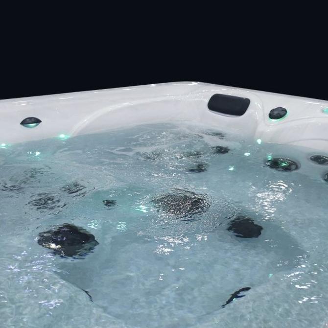 La instalación de una bañera de hidromasaje