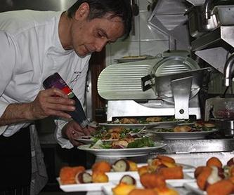 Carnes: Carta de Restaurante Arànega