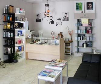 D- Fonsu Peluquería y Centro de Estética en Toledo