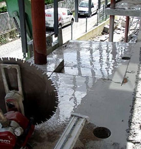 Demolición controlada: Servicios de Perforaciones y Corte de Hormigón Miguel
