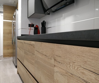 Electrodomésticos de gama media: Productos de Cocinas y Montajes Vos