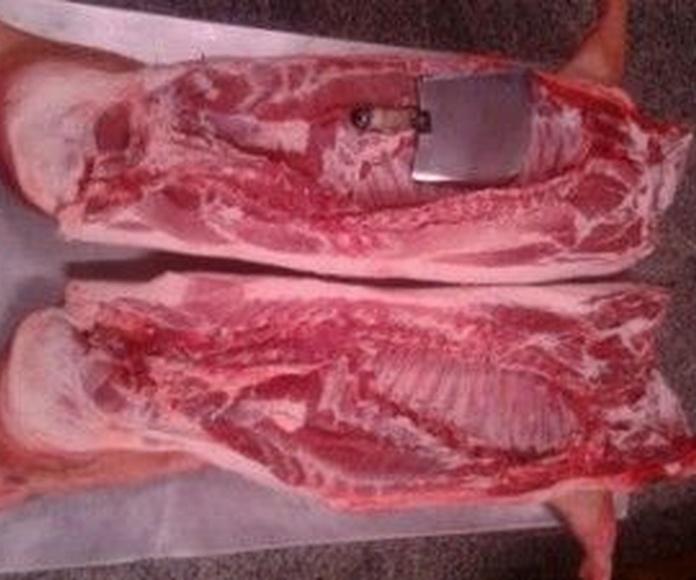 Carne: Productos de Carnicería Hijos de Bautista