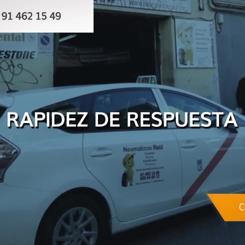 Mecánica rápida en Carabanchel, Madrid - Neumáticos Raúl